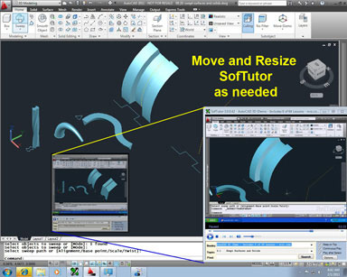 Learning Autocad Example